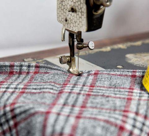 Tessitura per abbigliamento